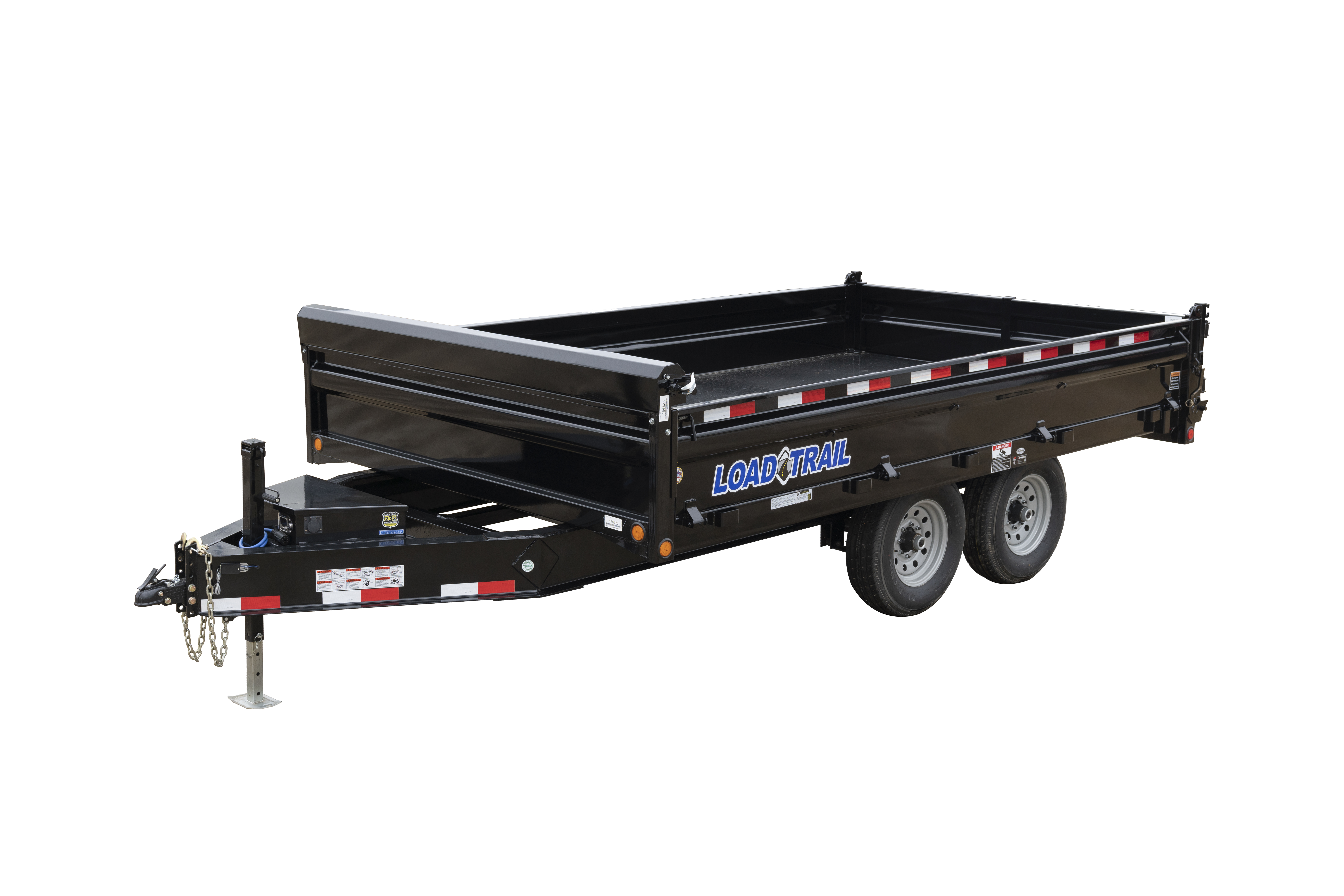 Dump gooseneck dump trailers load trail llc sciox Image collections