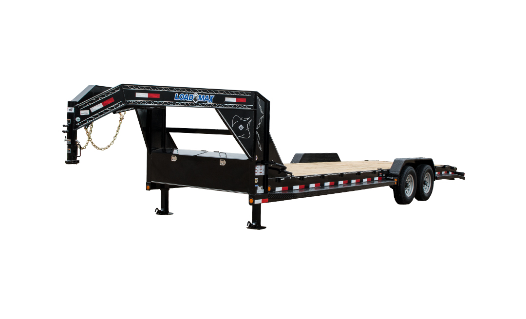 Gooseneck Trailers By Load Trail Youtube Autos Post