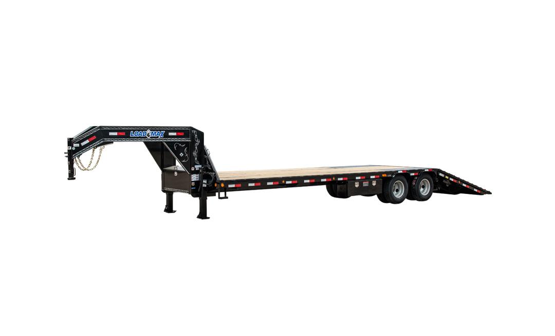 Low-Pro Gooseneck Pintle Hooks - Load Trail LLC
