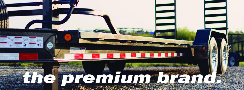 the premium brand