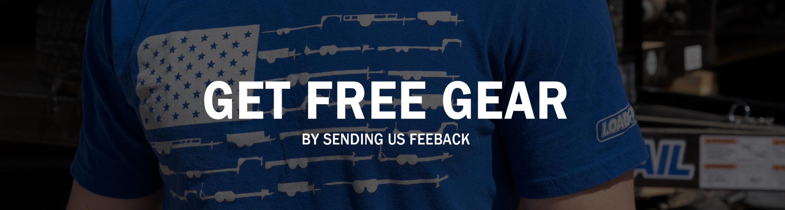 get free gear